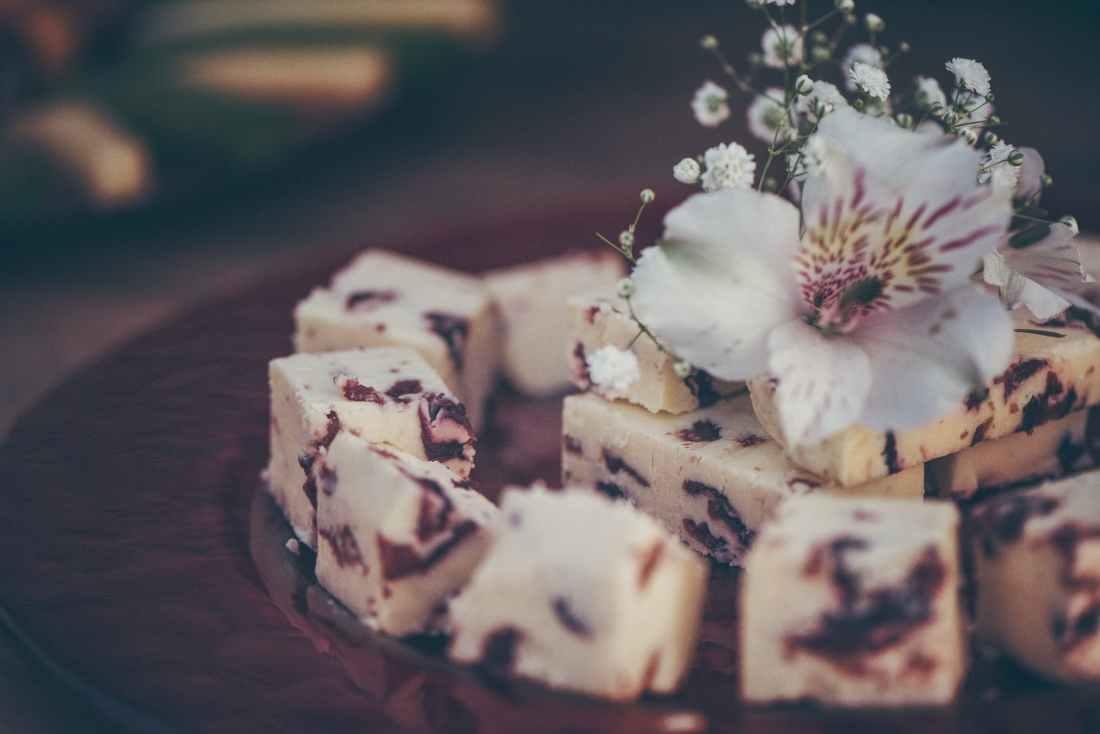 Wedding cake sample